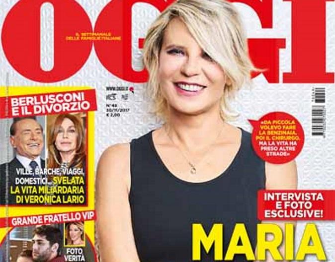 """Maria De Filippi: serale di Amici in diretta, confermata Temptation Island Vip, Sanremo? """"Lo fare con Luciana Littizzetto"""""""