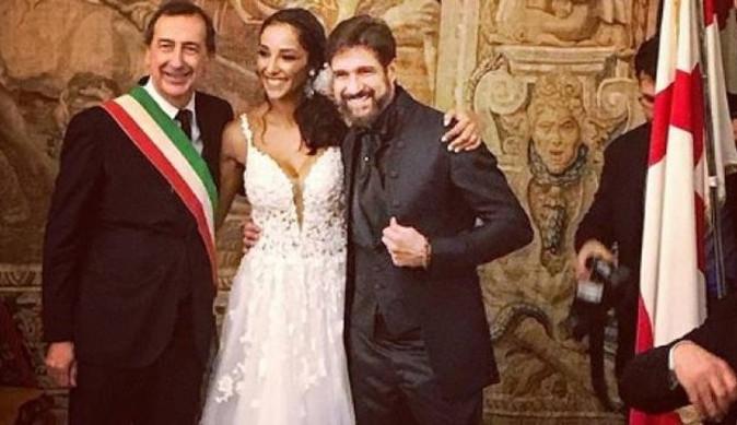 Gossip News, Edoardo Stoppa e Juliana Moreira si sono sposati: le foto delle nozze!
