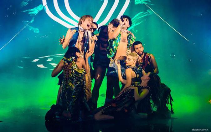 X Factor 2017, terzo Live Show: Sem e Stenn eliminati, ballottaggio con i Ros e Tilt del pubblico