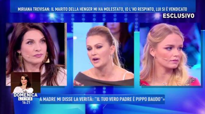 Domenica Live, Eva Henger contro Miriana Trevisan: 'Gesto disperato di una donna dimenticata!' (Video)