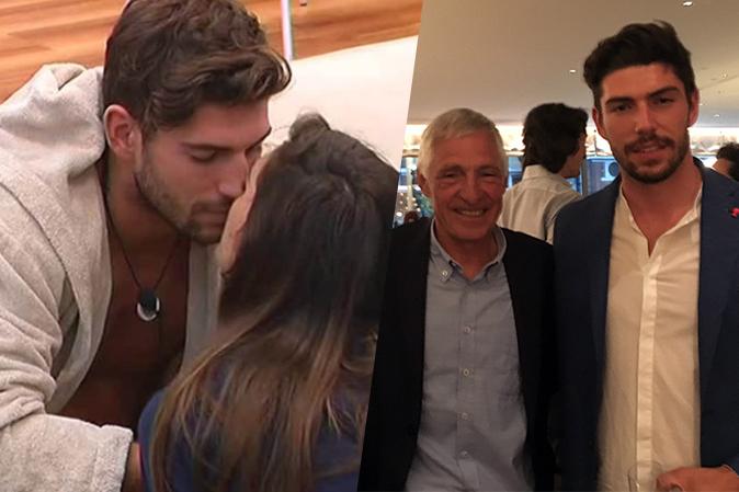 Grande Fratello Vip, Francesco Moser non accetta la decisione di Ignazio e non guarda più il reality (Video)