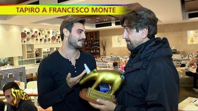"""Gossip news: Francesco Monte e Cecilia Rodriguez, Tapiro d'oro versione """"unicorno"""" per la loro rottura"""