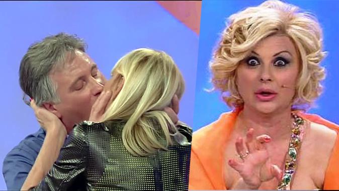 Uomini e Donne Over, Gemma e Giorgio si baciano ancora: Anna vince la sfilata e Manetti la vota