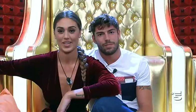 Grande Fratello Vip 2, Jeremias eliminato e Giulia in finale: le nomination della decima puntata