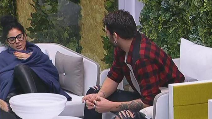 """Grande Fratello Vip, Giulia e le paure su Andrea Damante: """"Se dovesse finire io mi preparo…"""""""