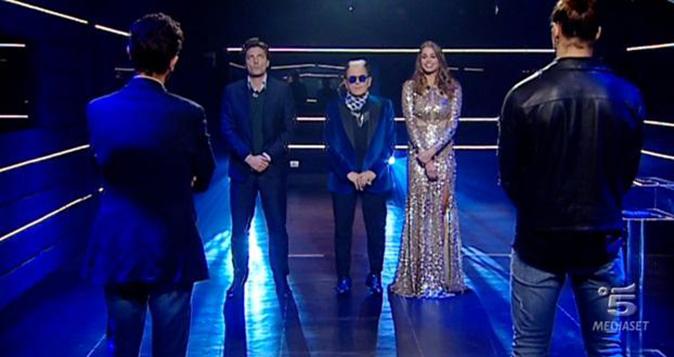 Grande Fratello Vip, semifinale: tre eliminati, Luca Onestini e Raffaello Tonon al televoto