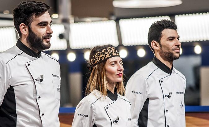 Hell's Kitchen 2018, anticipazioni finale: chi vincerà tra Erika, Mohamed e Tommaso? Tapiro a Carlo Cracco