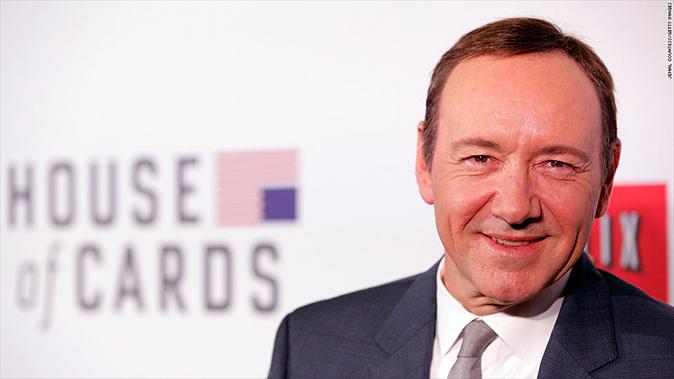 Netflix e Kevin Spacey: stop alla produzione di 'House of Cards' dopo le accuse di molestie