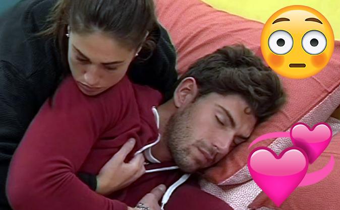 GF Vip 2017, Cecilia Rodriguez e Ignazio Moser: prima notte nello stesso letto, ecco cosa è successo