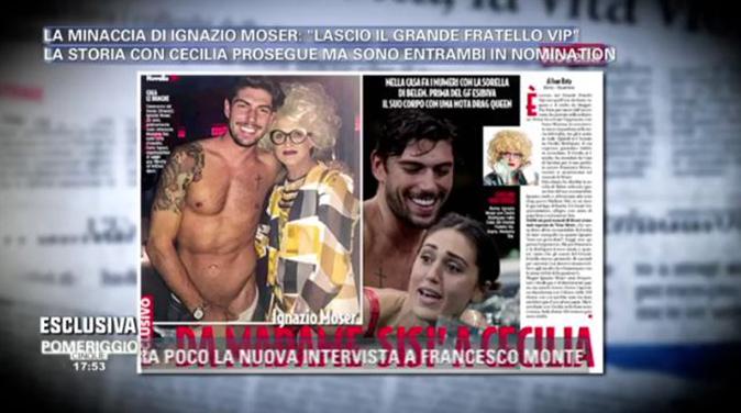 GF Vip 2, Ignazio Moser ha un passato da stripper? Le foto inedite con Madame Sisì (Video)