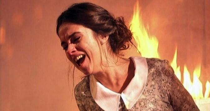 Il Segreto, anticipazioni puntata serale 10 novembre: un incendio sconvolge Puente Viejo, chi è stato?