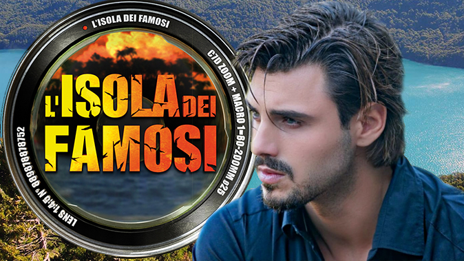 Francesco Monte all'Isola dei Famosi 13