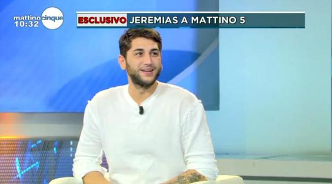 Jeremias Rodriguez, Mattino Cinque