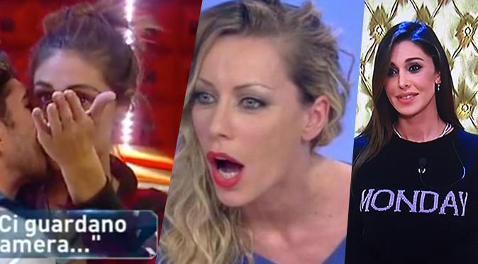 """Belen Rodriguez difende Cecilia dagli insulti di Domenica Live: """"Non mi abbasso a certi livelli"""""""