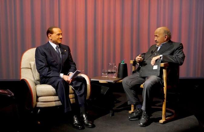 L'Intervista, Silvio Berlusconi da Maurizio Costanzo nel prime time di Canale 5: le dichiarazioni