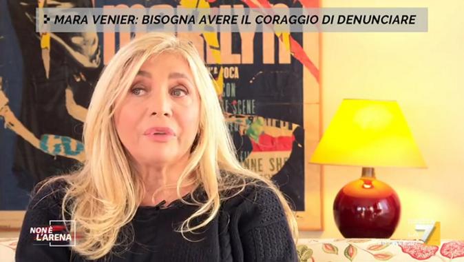 Mara Venier, dal ricordo delle molestie al Grande Fratello Vip – VIDEO