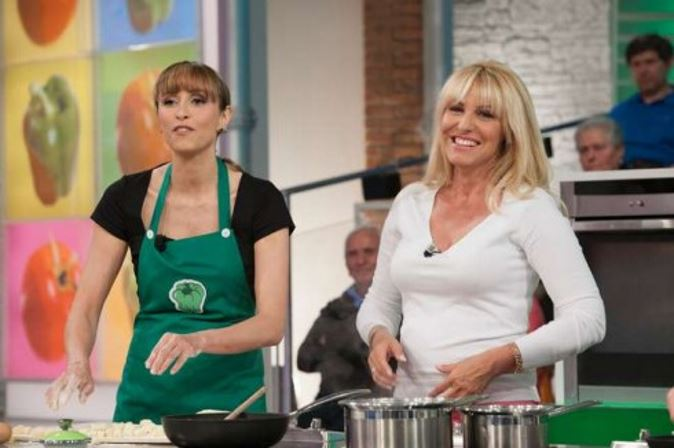 Antonella Clerici e la frecciatina a Benedetta Parodi sulla ricetta della maionese sbagliata?