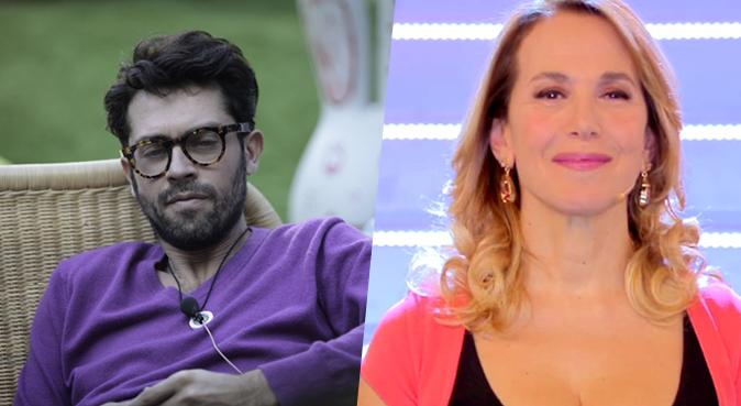 Grande Fratello Vip, Raffaello Tonon svela come si lavora da Barbara d'Urso: parole di stima, Giulia annuisce
