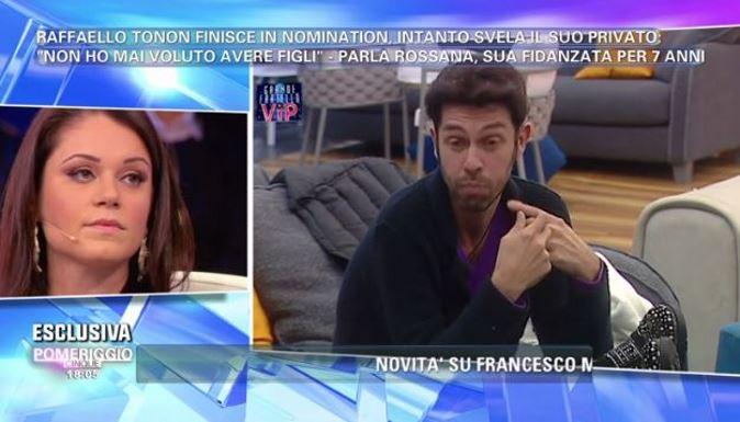 """Grande Fratello Vip 2017: Raffaello Tonon """"criptogay""""? La replica della fidanzata: """"Da anni sorrido…"""""""