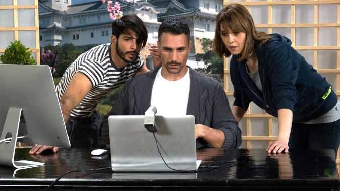 Film in Tv, Scusate se esisto: stasera 1 novembre su RaiUno con Paola Cortellesi, Raoul Bova e Marco Bocci, info streaming