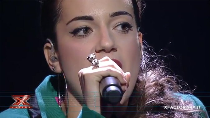 X Factor 2017, secondo Live Show: Virginia Perbellini eliminata, ballottaggio con i Ros