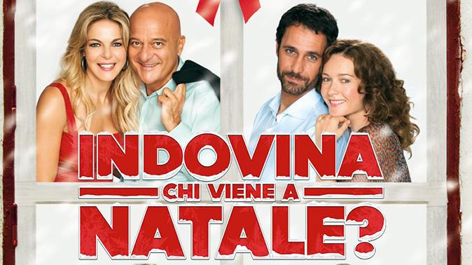 Indovina chi viene a Natale? Film su Canale 5