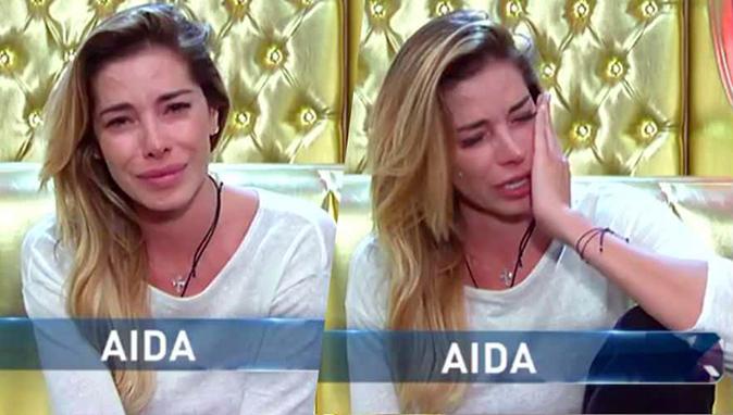 Aida Yespica, Grande Fratello Vip