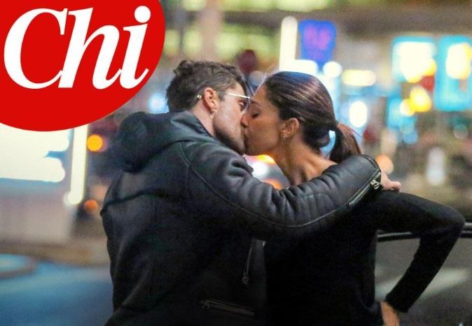Gossip news, Belen Rodriguez: la crisi con Andrea Iannone è superata, bacio fuori dall'aeroporto