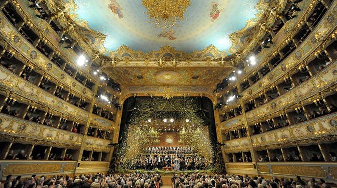 Concerto di Capodanno a Venezia, l'1 gennaio si apre dal Teatro La Fenice: le anticipazioni