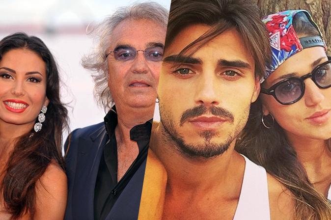Ex coppie vip 2017, tutti i personaggi che si sono separati: dalla Rodriguez e Monte a Gregoraci-Briatore