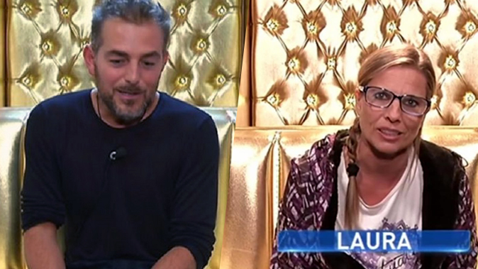 GF Vip, Daniele Bossari e Laura Freddi