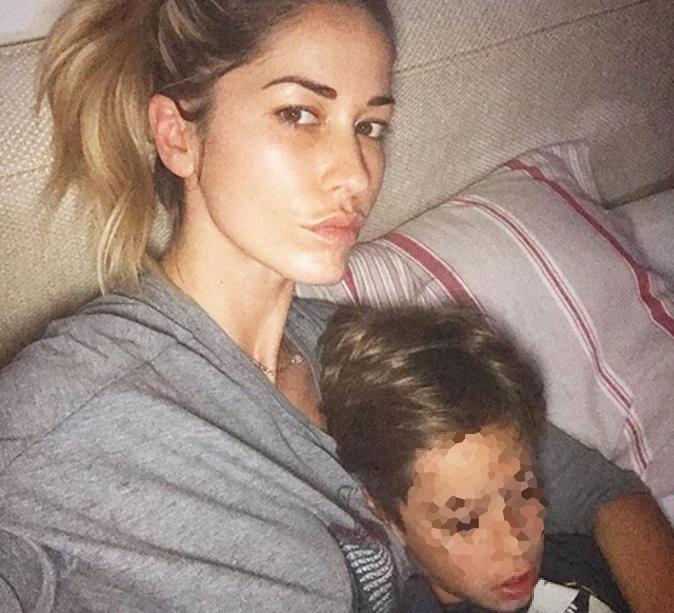 Elena Santarelli spiega da quale tumore è stato colpito il figlio Giacomo: poi i ringraziamenti a Bobo Vieri