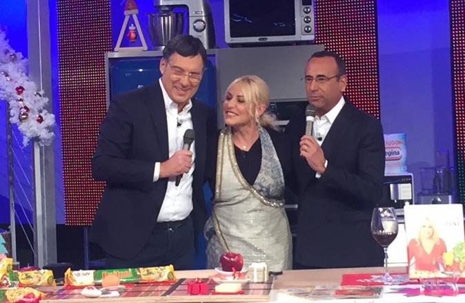 Fabrizio Frizzi torna in Tv a La prova del cuoco e fa piangere Antonella Clerici: ecco da quando lo rivedremo a L'Eredità