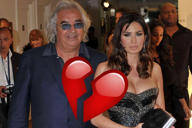 Flavio Briatore ed Elisabetta Gregoraci, la coppia è scoppiata: si sono lasciati, tutti i dettagli