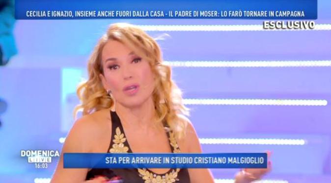Barbara d'Urso, frecciatina a Domenica Live: fratelli Rodriguez assenti, 'Da me solo gli artisti!' (Video)