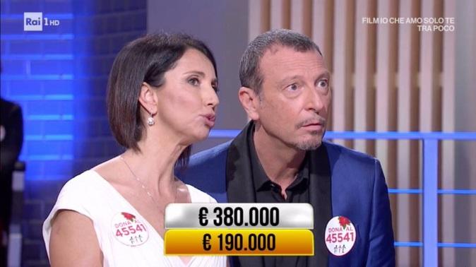 I soliti Ignoti: vincita super da 380 mila euro, a Nunzia Cannizzaro la più alta di sempre!
