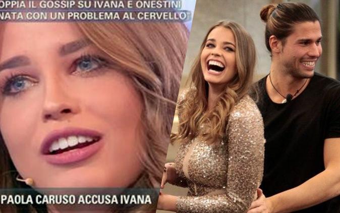 Ivana e Luca, GF Vip 2: la Mrazova di nuovo single non chiude le porte ad Onestini, ecco perché