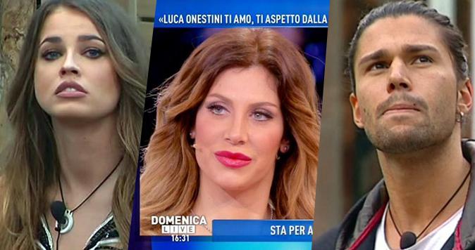 GF Vip, Paola Caruso incontra Ivana Mrazova e svela: 'Con Luca Onestini è andata male!'