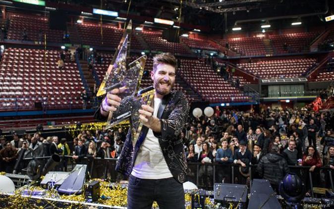 X Factor 2017, Lorenzo Licitra è il vincitore: Maneskin secondi, Enrico Nigiotti terzo, ultimo Samuel Storm