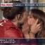 GF Vip, bacio tra Luca e Ivana
