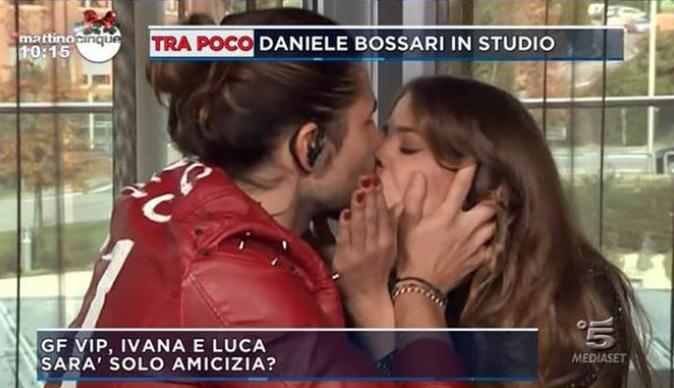 Luca Onestini e Ivana Mrazova: primo bacio dopo il Grande Fratello Vip, lui vola altissimo ma lei frena…