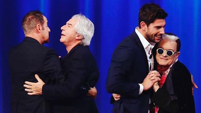 Maurizio Costanzo Show, anticipazioni 7 dicembre: Ignazio Moser e Cristiano Malgioglio tra gli ospiti