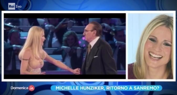 """Michelle Hunziker a Sanremo 2018? """"Sono pazza…"""", ma spunta il problema cachet"""