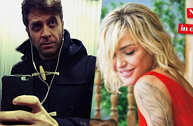 Paola Barale contro Gabriele Parpiglia dopo l'intervista a 'Chi': polemico botta e risposta sul web