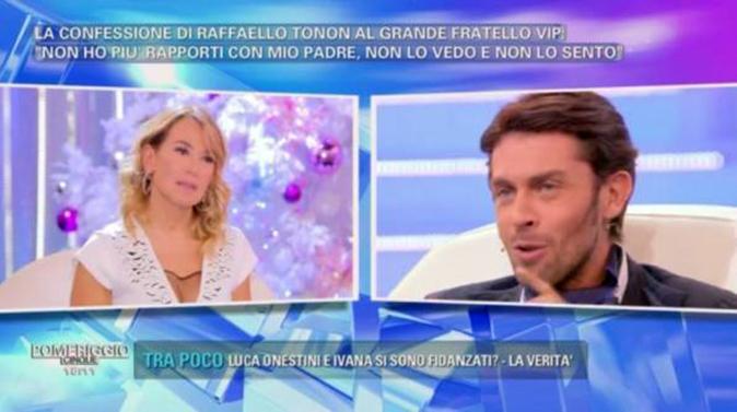 Raffaello Tonon, GF Vip 2