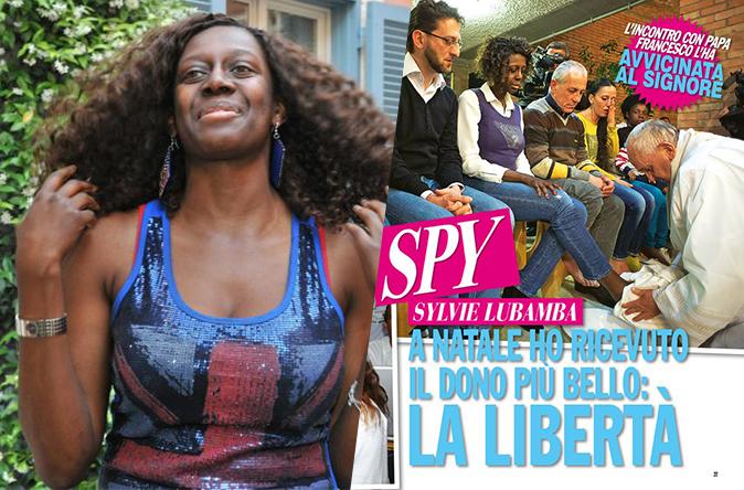 Sylvie Lubamba esce dal carcere e sogna ancora la TV: 'Ho paura che il mio nome sia stato macchiato!'
