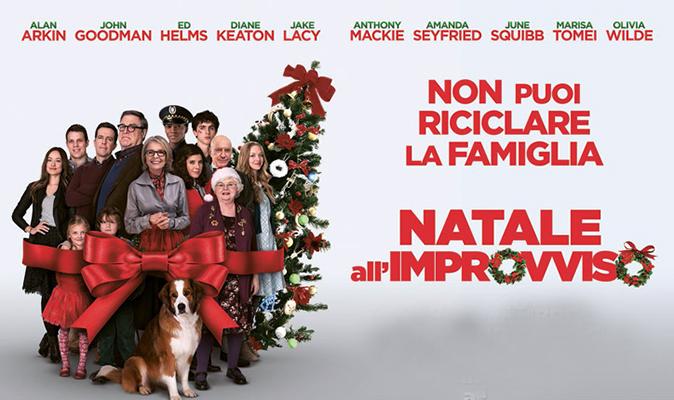Stasera in TV, programmazione 26 dicembre: film e calcio, da Pieraccioni a Natale all'improvviso