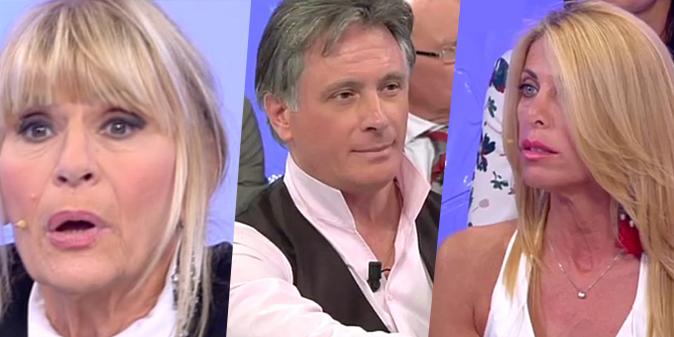 Uomini e Donne Over, Gemma, Giorgio e Anna