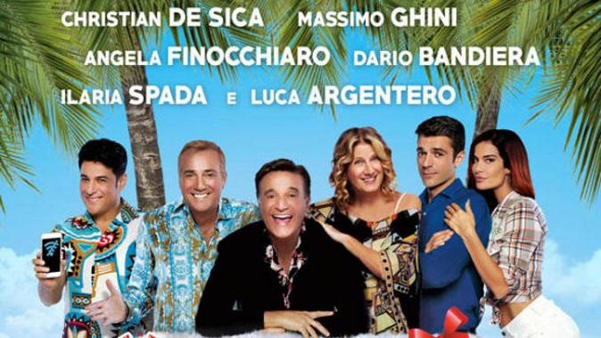 Film in Tv, Vacanze ai Caraibi: stasera 1 dicembre su Canale 5 con Christian De Sica e Luca Argentero, trama e info streaming