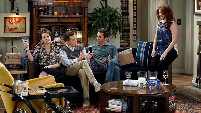 Will & Grace, puntata speciale su Joi: 'A Gay Olde Christmas', l'episodio natalizio della nona stagione